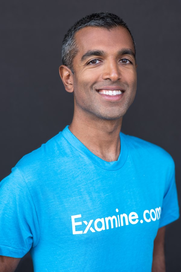 Kamal Patel, Director at Examine.com