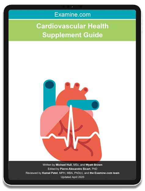 Buy the Heart & Cardiovascular Supplement Guide