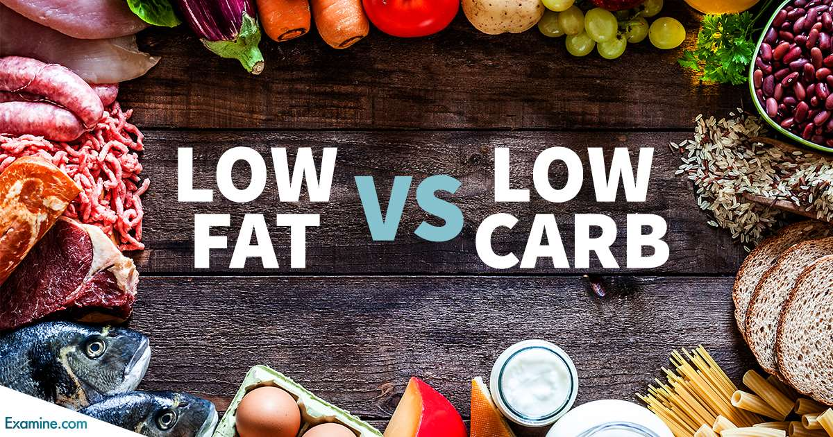 which is worse for diet carbs or fat