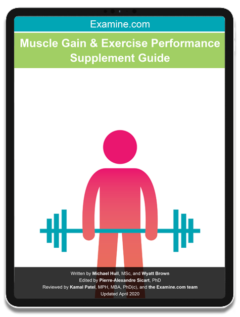 Muscle Gain & Exercise Performance Supplement Guide