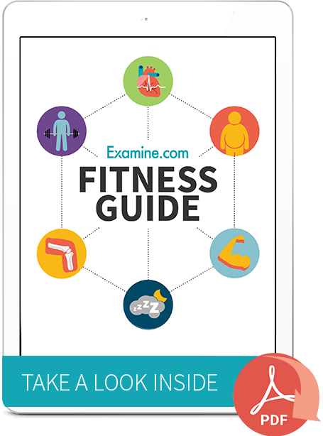 Fitness Guide iPad Preview