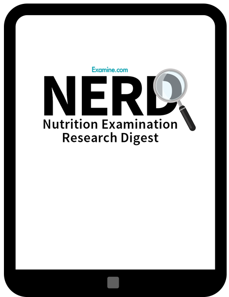 Take a peek into the Nutrition Examination Research Digest